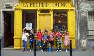 Boutique Jaune