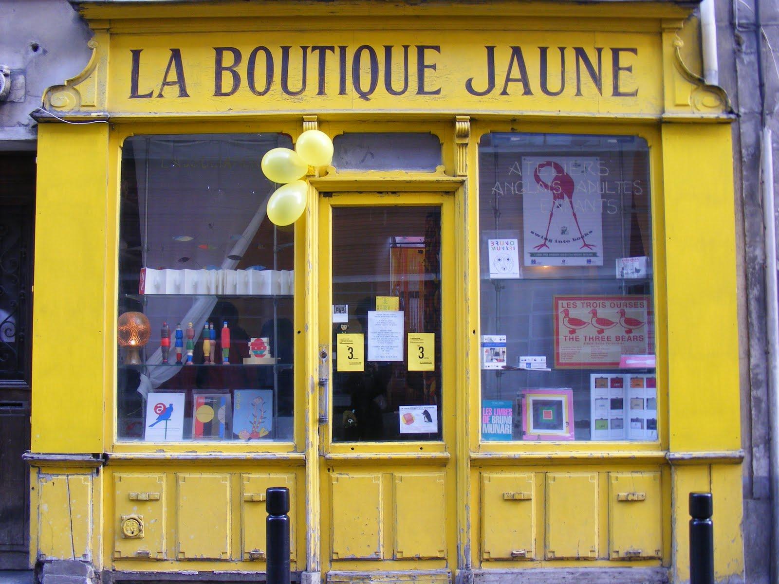 La boutique jaune la p che monnaie locale citoyenne d 39 ile de france - La redoute adresse magasin paris ...