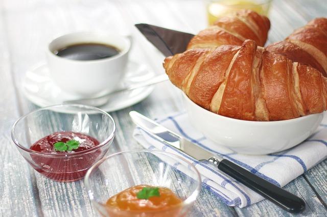 petit dejeuner
