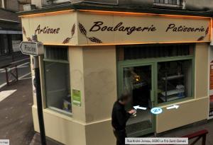 Boulangerie du PSG