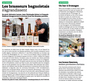 article Bajomag' accepteurs