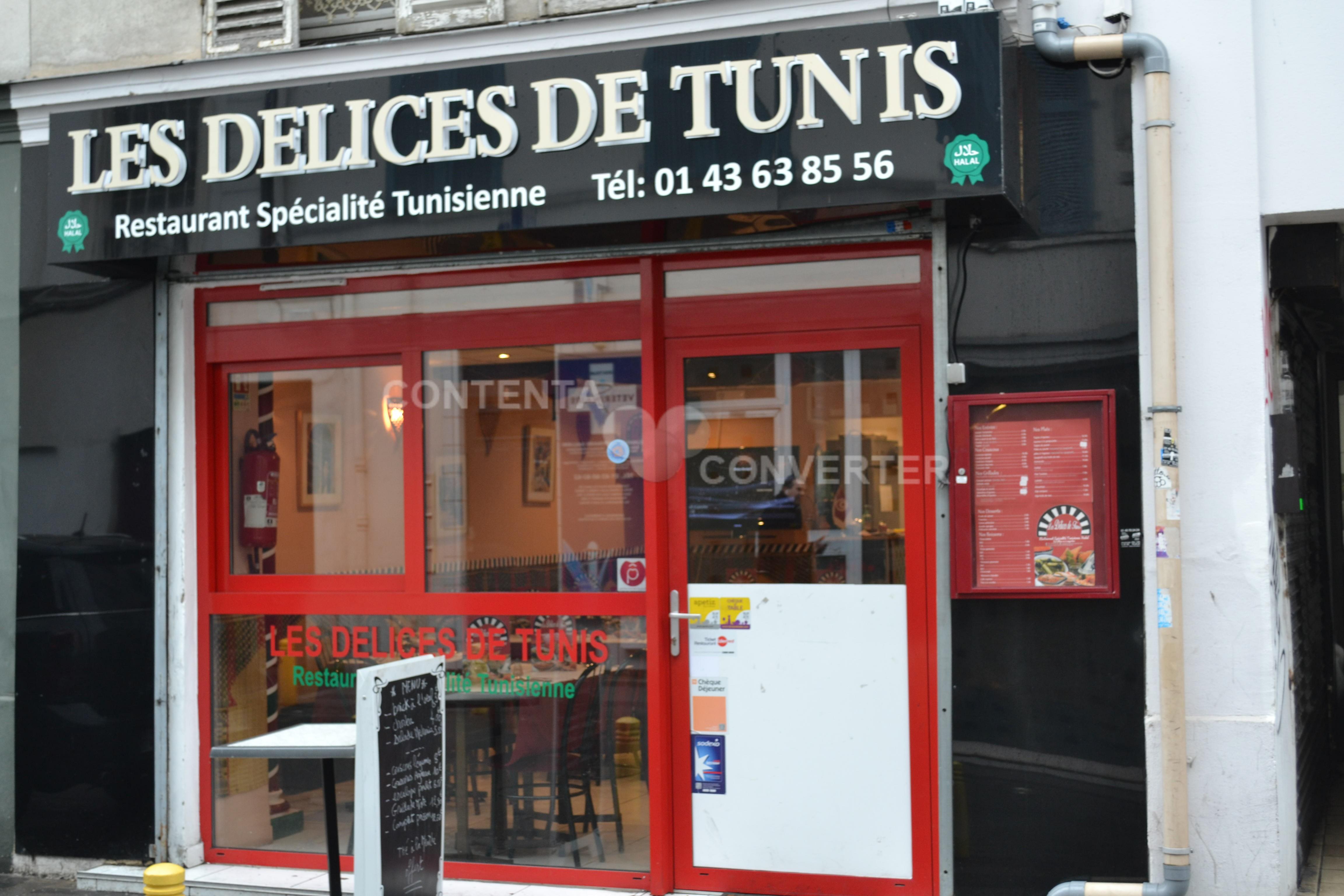 Restaurant Pres De Rue Victor Hugo Vegetarien